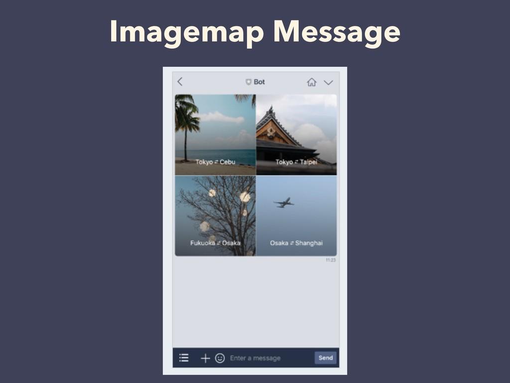 Imagemap Message