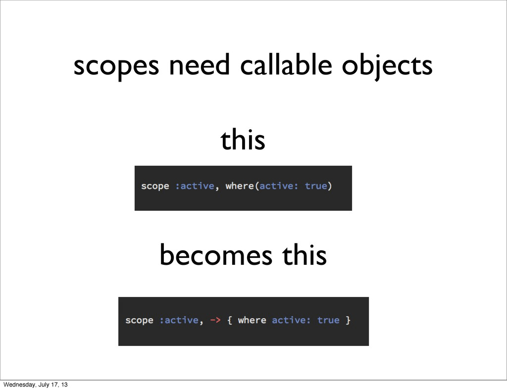 scopes need callable objects this becomes this ...
