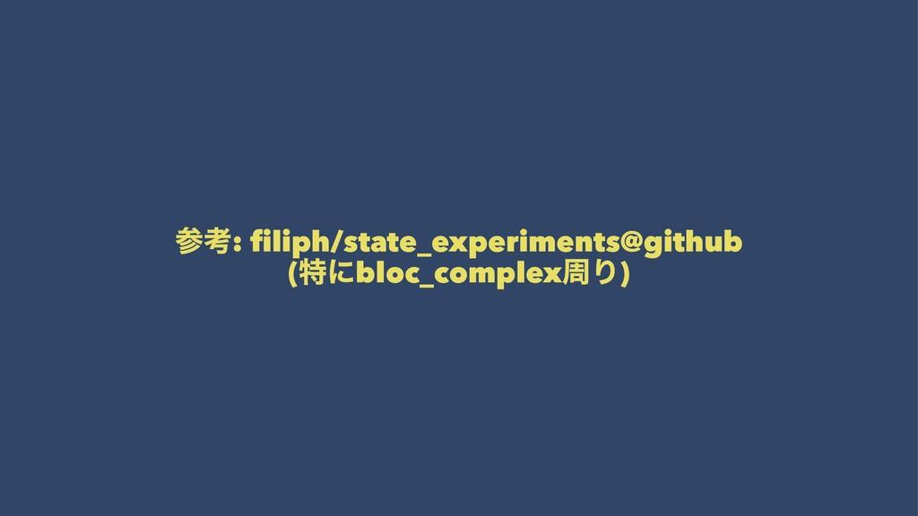 ߟ: filiph/state_experiments@github (ಛʹbloc_comp...