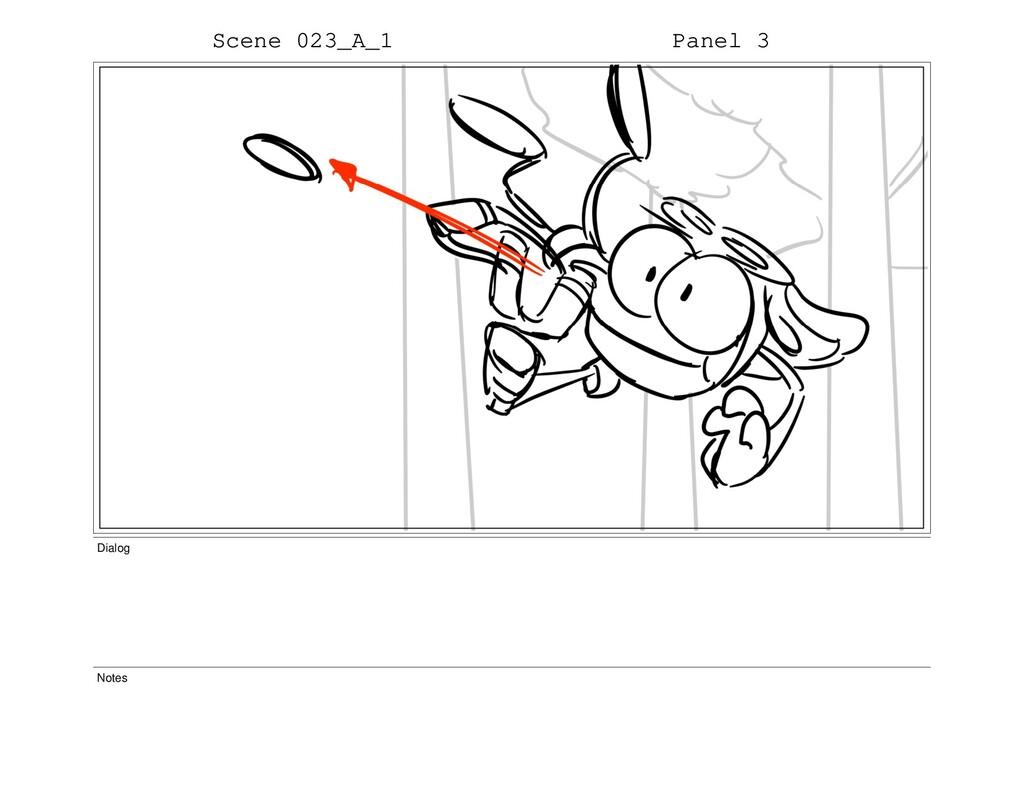 Scene 023_A_1 Panel 3 Dialog Notes