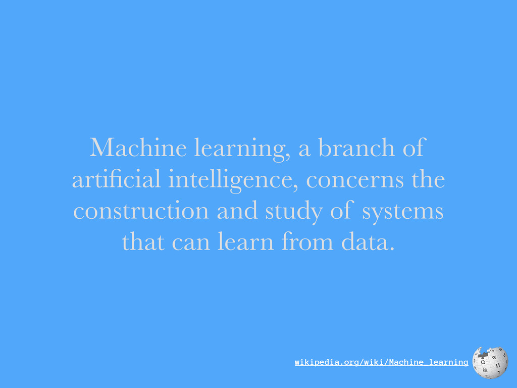 Machine learning, a branch of artificial intelli...
