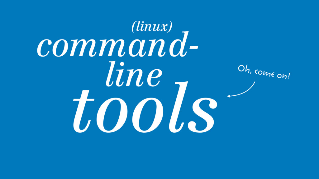 command-