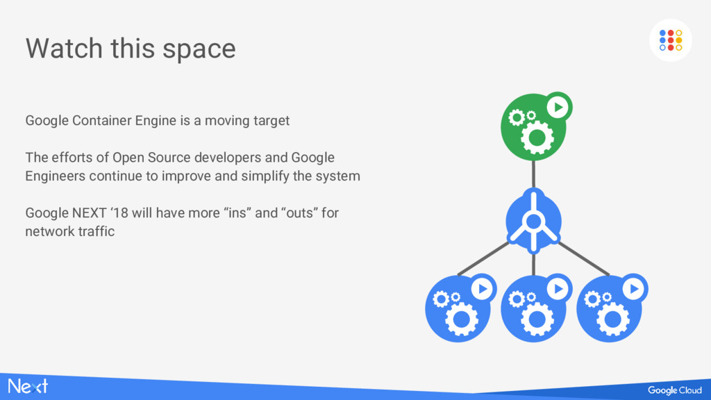 Google Container Engine is a moving target The ...