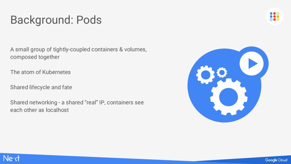 A small group of tightly-coupled containers & v...
