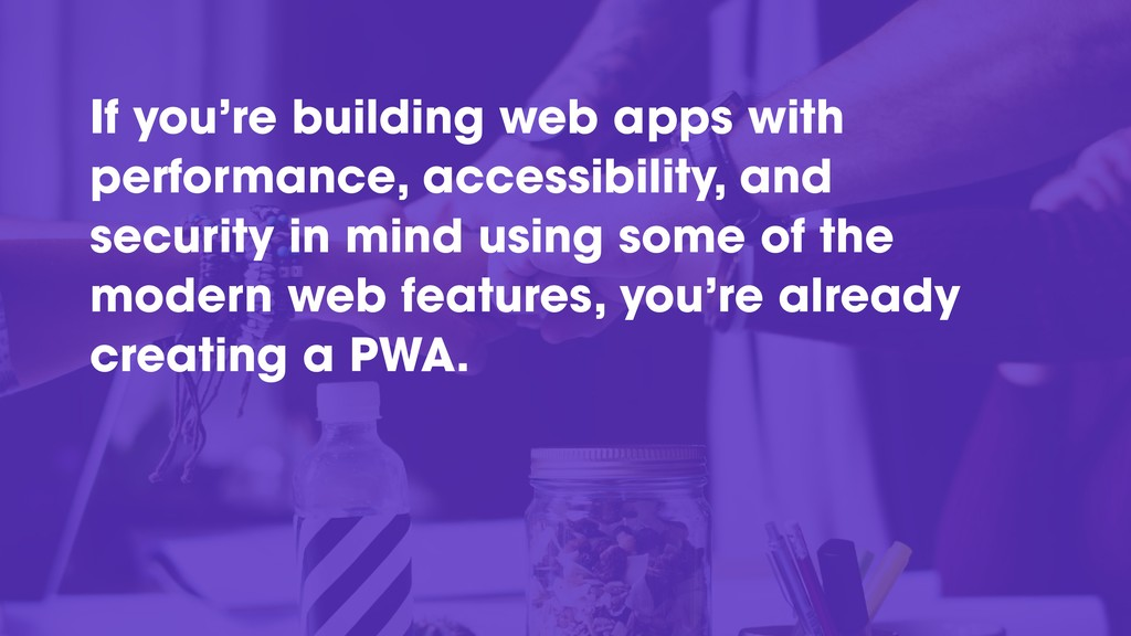 If you're building web apps with performance, a...