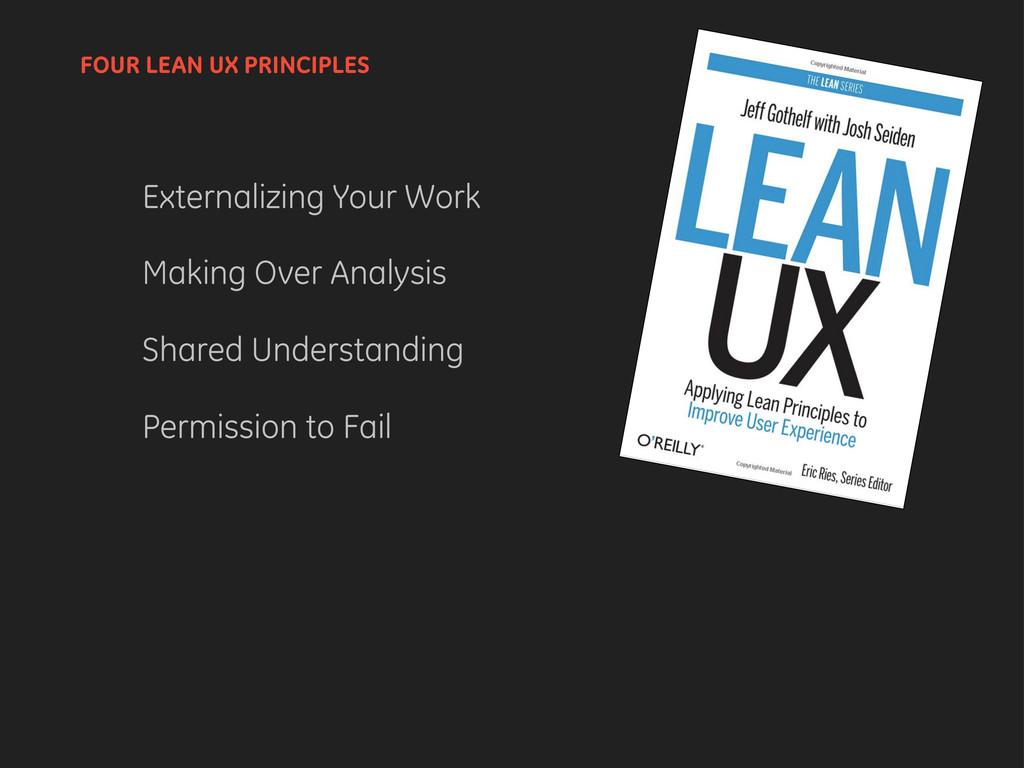 Externalizing Your Work Making Over Analysis Sh...