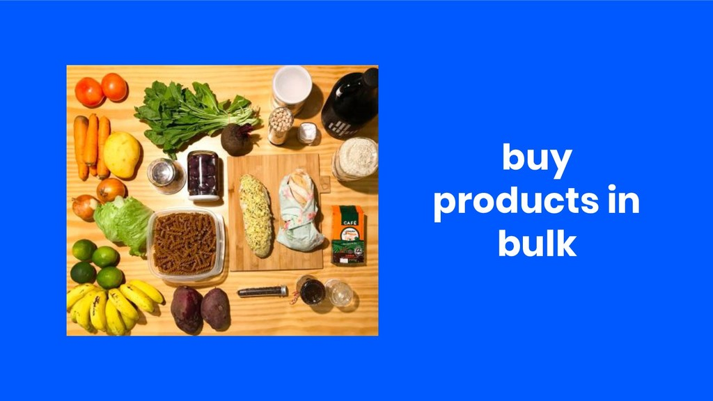 buy products in bulk