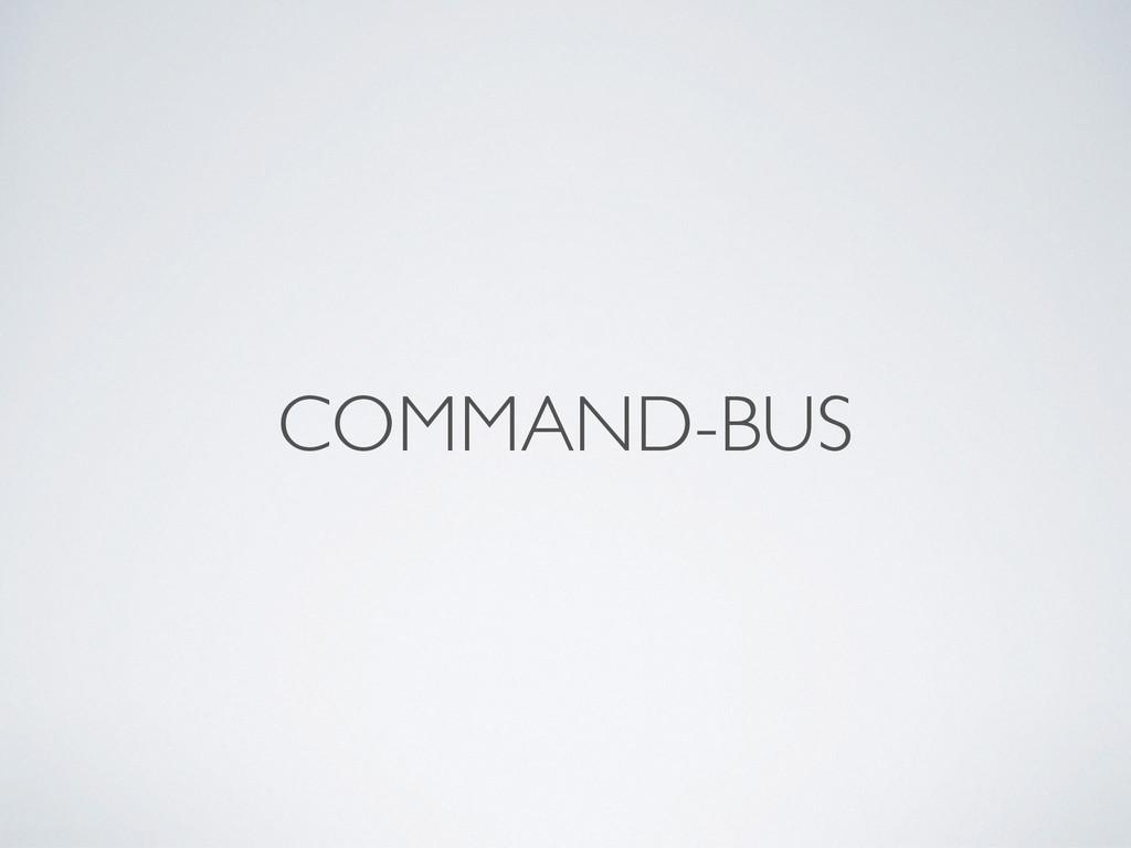 COMMAND-BUS