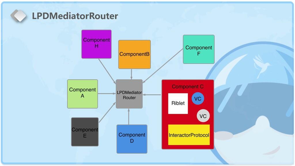 LPDMediatorRouter