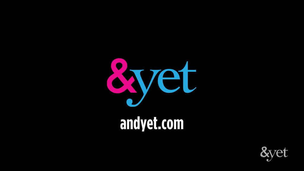 andyet.com