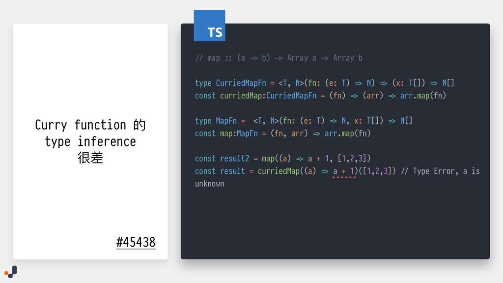 // map :: (a -> b) -> Array a -> Array b   type...