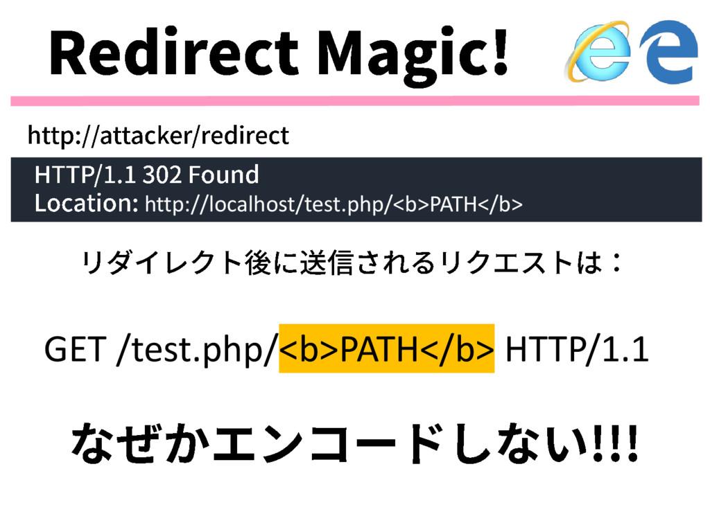 http://localhost/test.php/<b>PATH</b> GET /test...