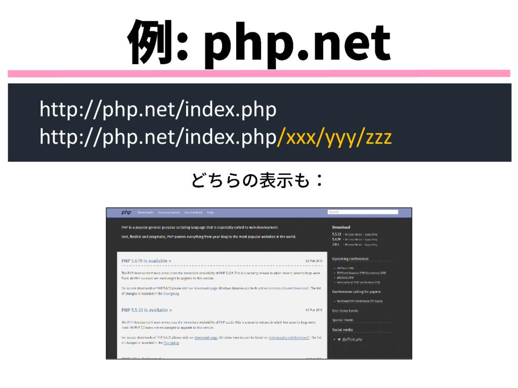 http://php.net/index.php http://php.net/index.p...