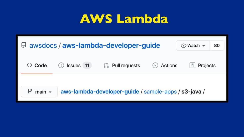 AWS Lambda