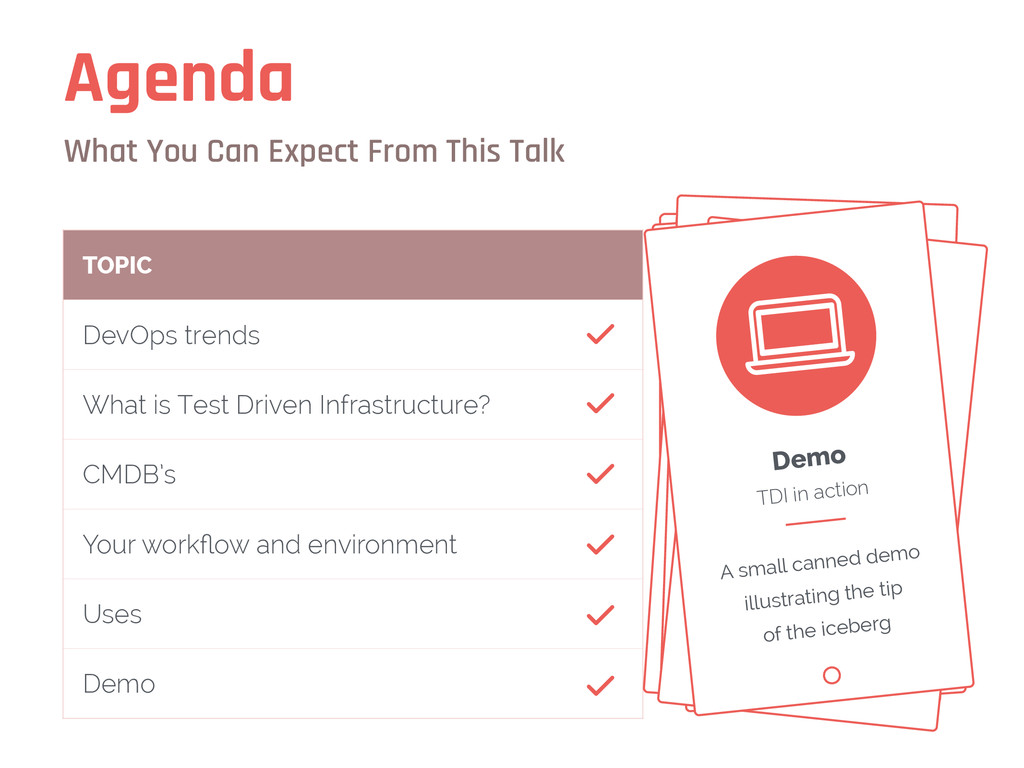 TOPIC DevOps trends What is Test Driven Infrast...