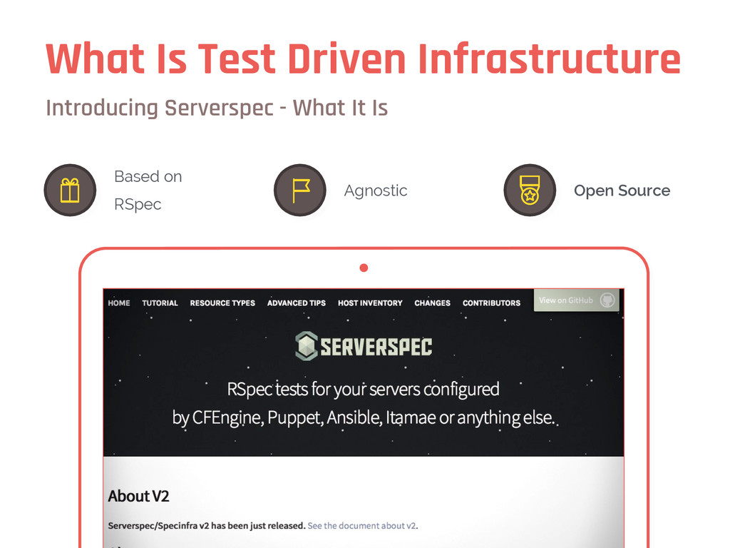 What Is Test Driven Infrastructure Introducing ...