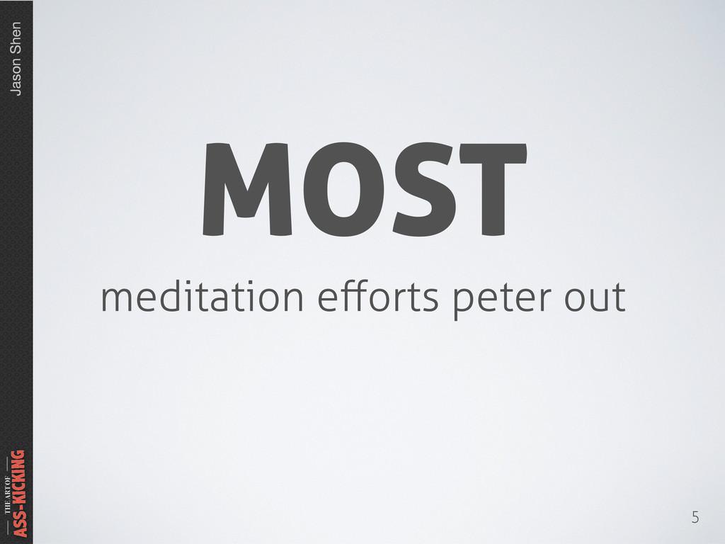 Jason Shen THE ART OF ASS-KICKING MOST 5 medita...
