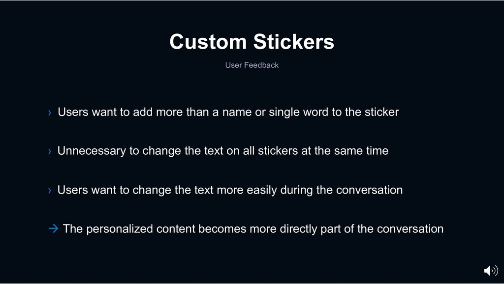 Custom Stickers User Feedback › Unnecessary to ...