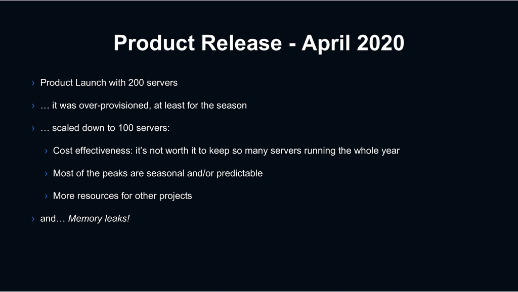 Product Release - April 2020 › Product Launch w...