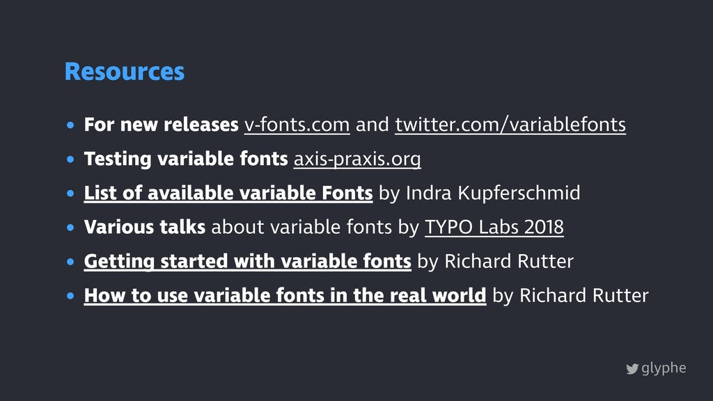 glyphe • For new releases v-fonts.com and twitt...