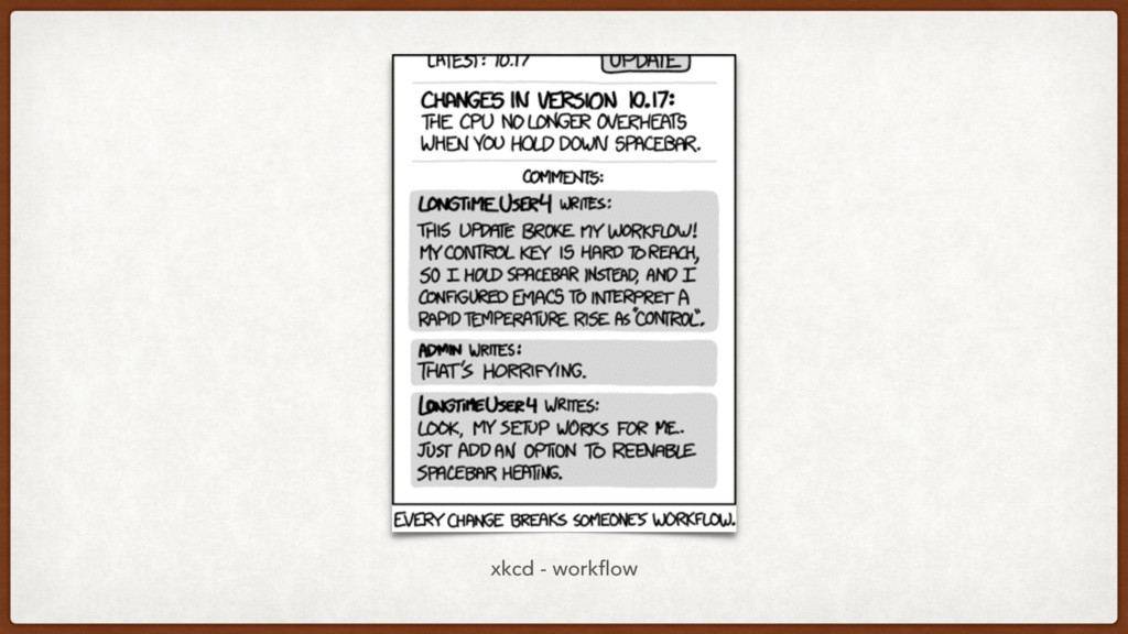 xkcd - workflow