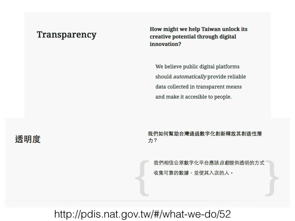 http://pdis.nat.gov.tw/#/what-we-do/52