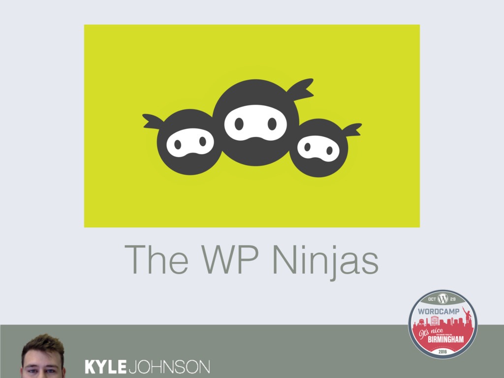 The WP Ninjas