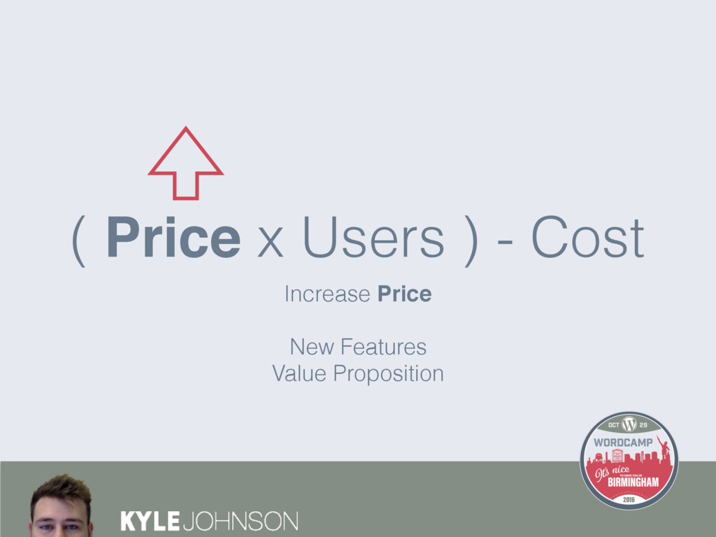 Increase Price New Features Value Proposition (...