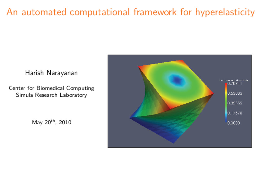 An automated computational framework for hypere...