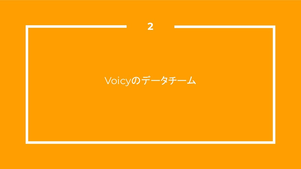 Voicyのデータチーム 2
