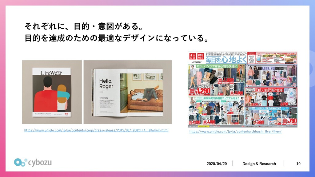 2020/04/20 10 Design & Research 2020/04/20 10 D...