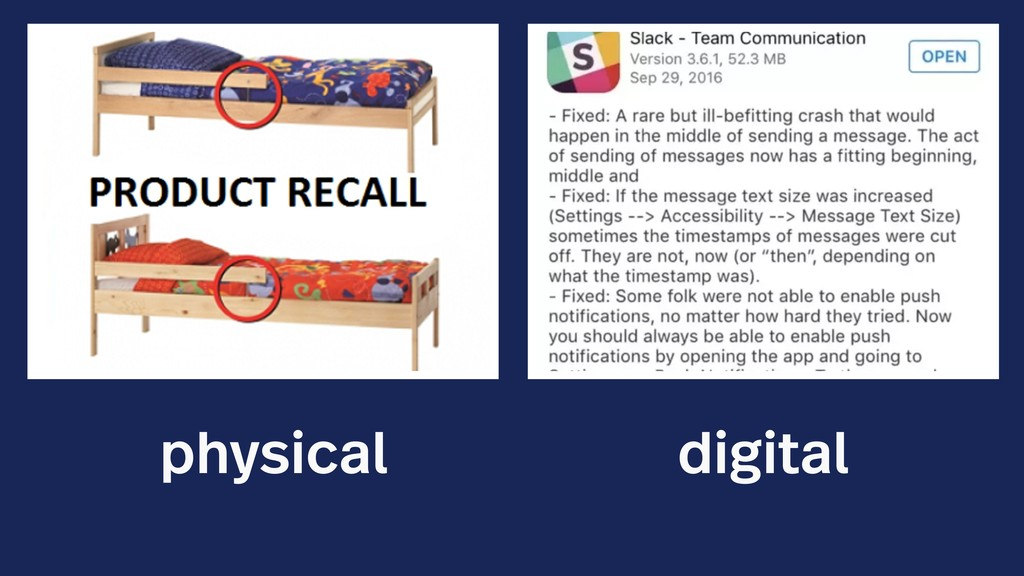 physical digital