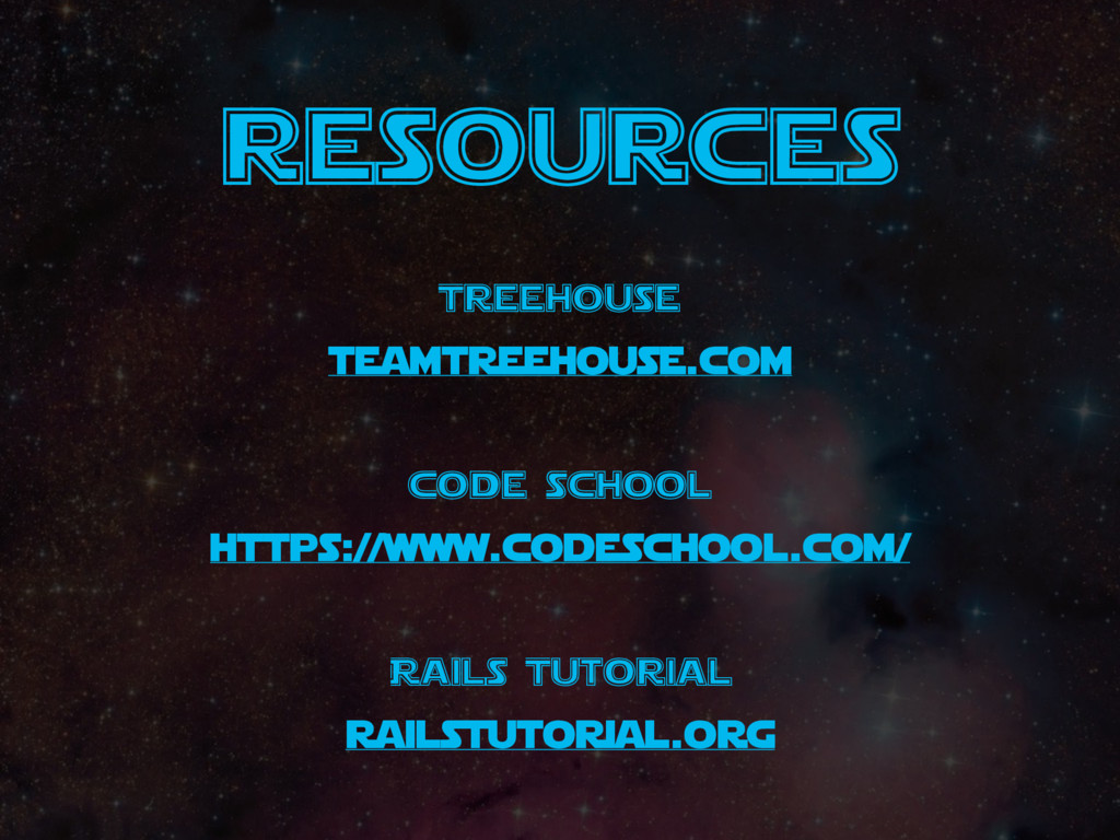 resources Treehouse teamtreehouse.com Code Scho...