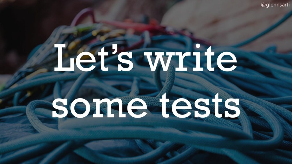 @glennsarti Let's write some tests