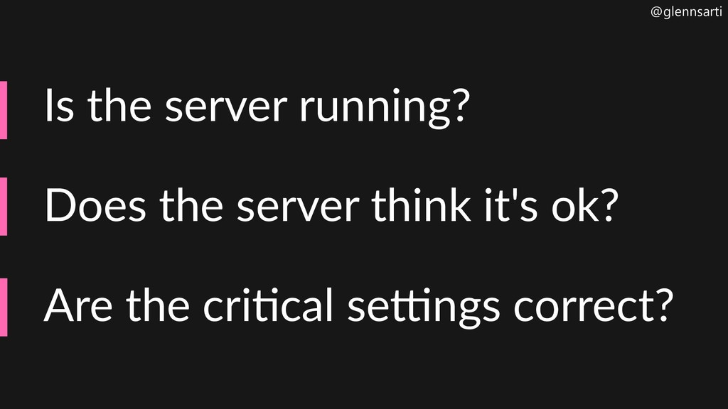 @glennsarti Is the server running? Does the ser...