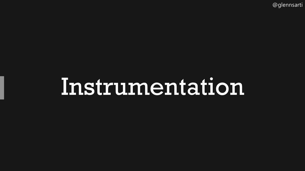 @glennsarti Instrumentation