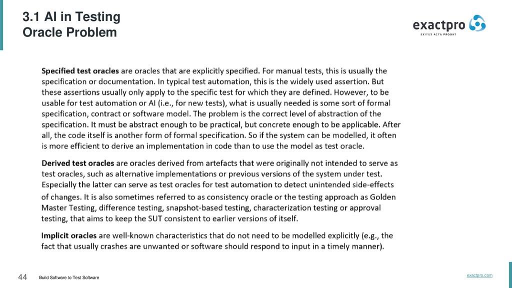 44 Build Software to Test Software exactpro.com...