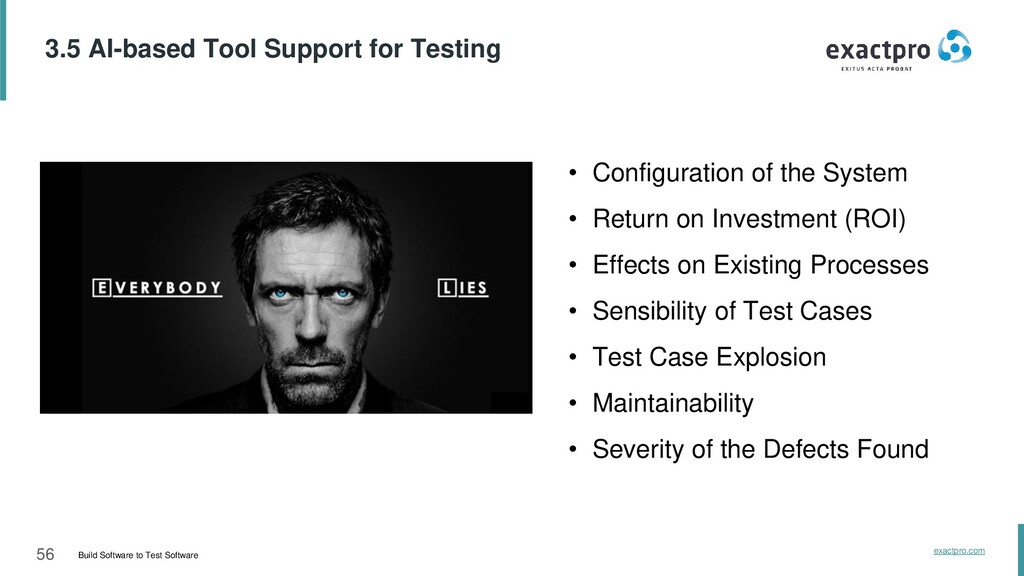 56 Build Software to Test Software exactpro.com...