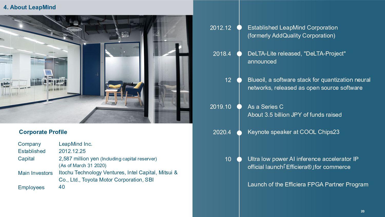 Board Member 20 CEO Soichi Matsuda In 2011, he ...