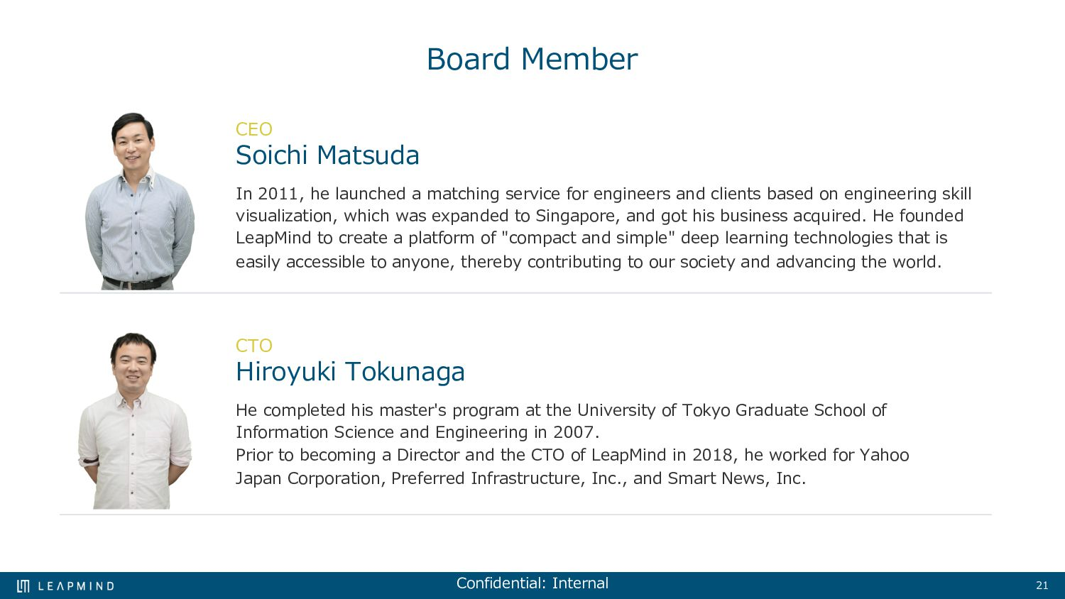 21 How Our Engineers Work At LeapMind, our engi...