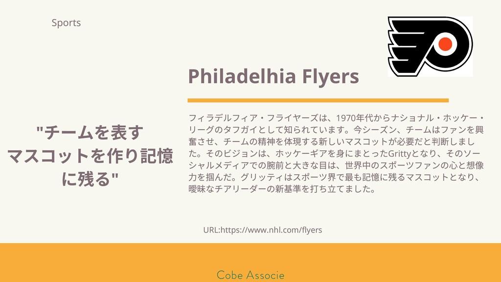 モールソン&フラー 築2020 Philadelhia Flyers フィラデルフィア・フライ...