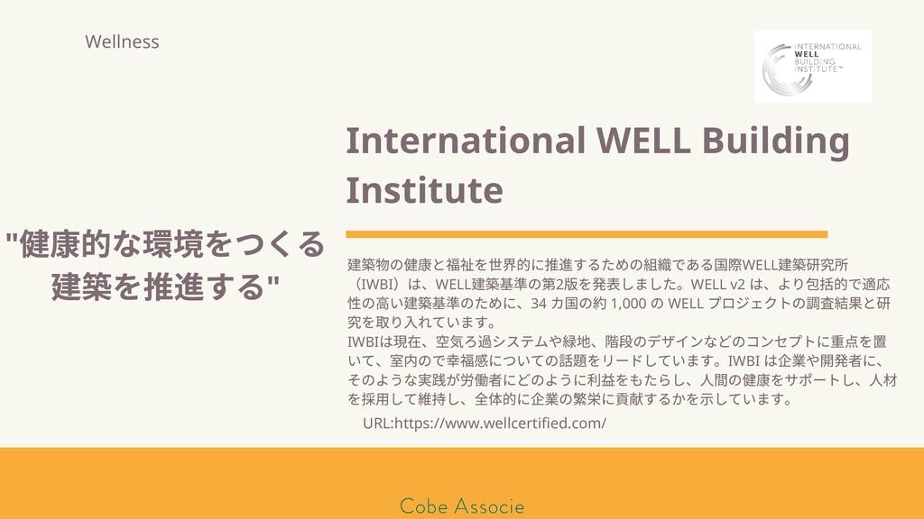 モールソン&フラー 築2020 International WELL Building Ins...