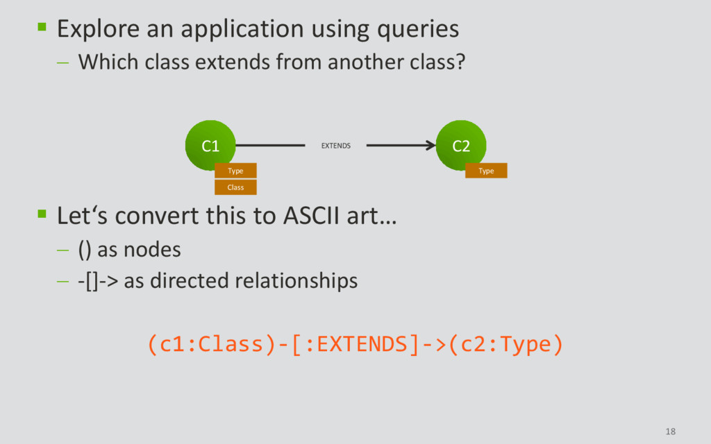 18  Explore an application using queries  Whi...