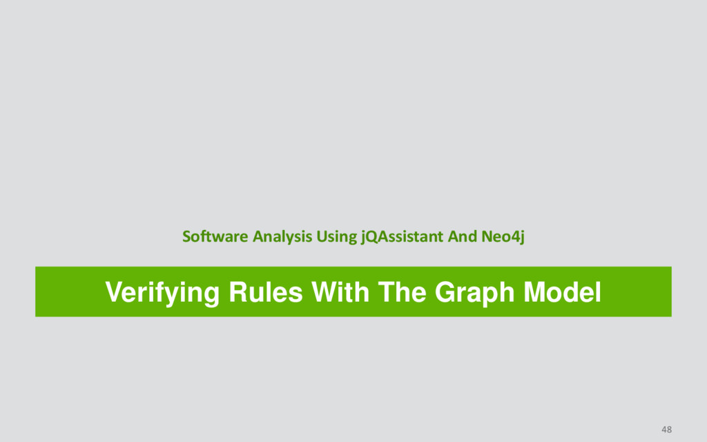 Verifying Rules With The Graph Model Software A...