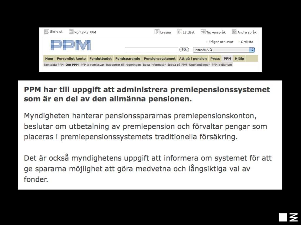 """""""mycket svår, byråkratsvenska"""""""