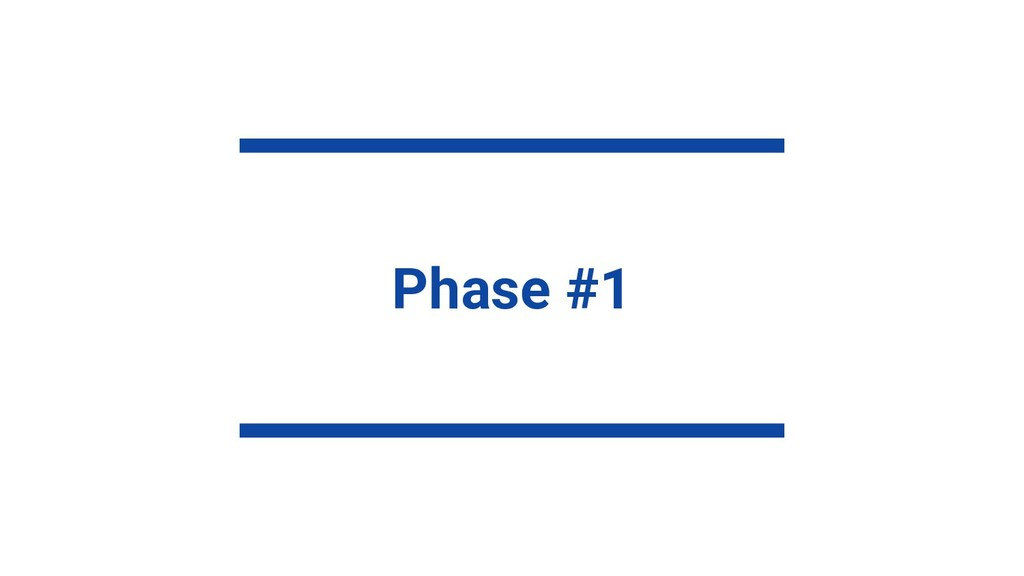 @hackerkid Phase #1