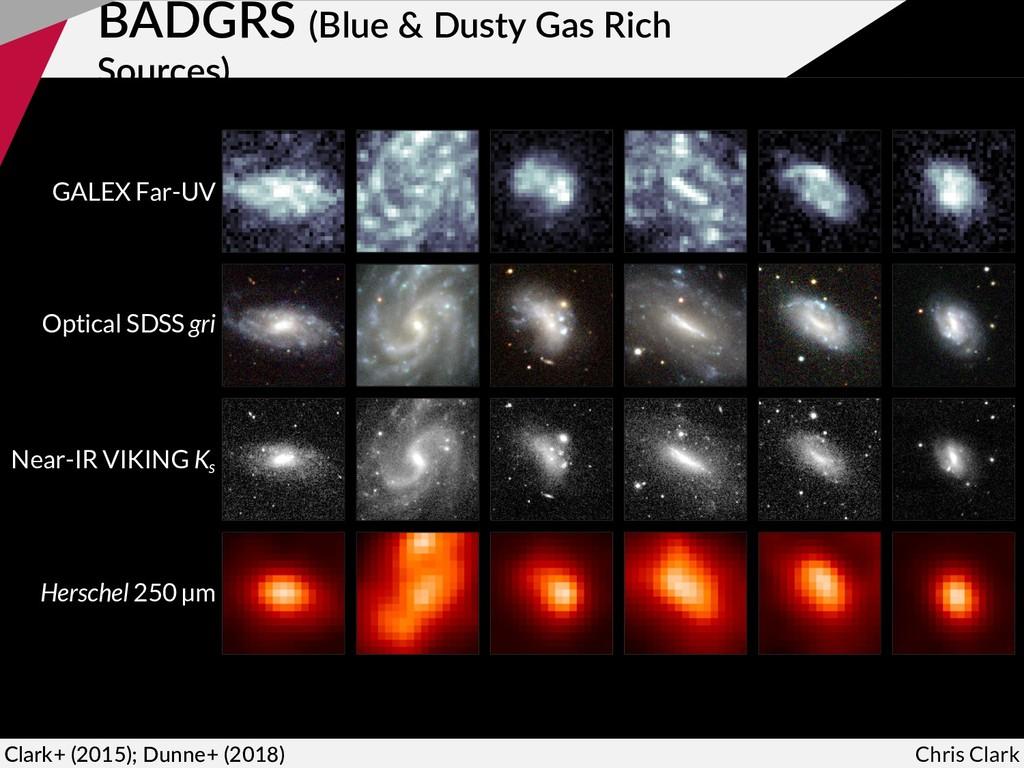 BADGRS (Blue & Dusty Gas Rich Sources) Chris Cl...