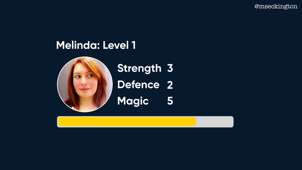 @mseckington Strength Defence Magic 3 2 5 Melin...