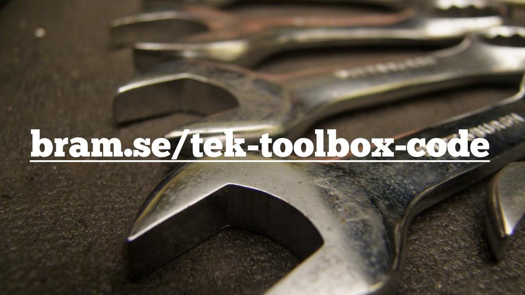 bram.se/tek-toolbox-code