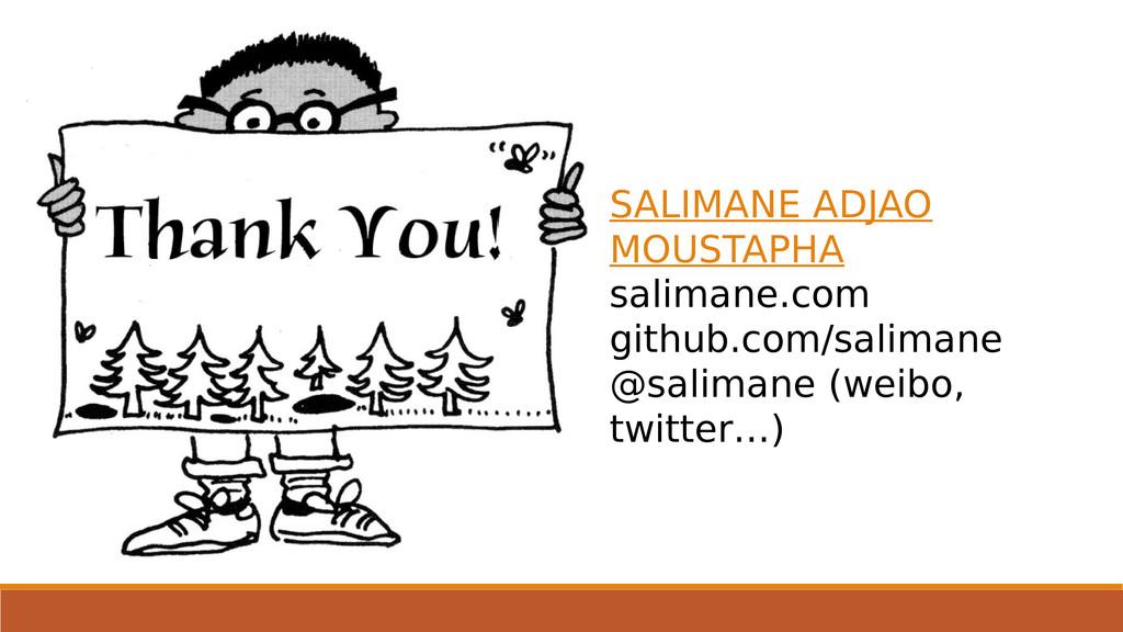 SALIMANE ADJAO MOUSTAPHA salimane.com github.co...